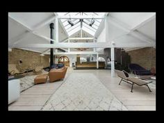Stylish Attic Apartment in London