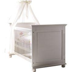 Vintage Babyzimmer Laura wei Babybett x Kiefer massiv g nstig M bel kaufen