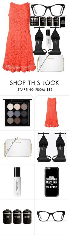 """And Everything Nice"" by egordon2 ❤ liked on Polyvore featuring MAC Cosmetics, Le Lis Blanc, Michael Kors, Yves Saint Laurent, Casetify, Typhoon and Spitfire"