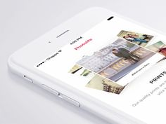 PhotoLife Onboarding by Chapps Digital Agency