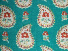 Vintage Provencal fabric