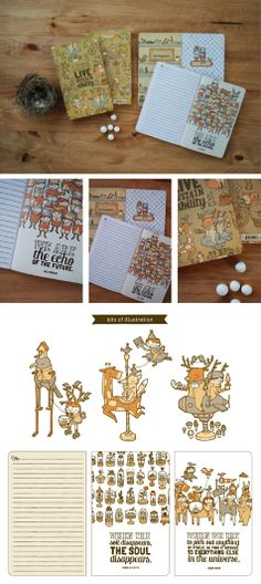 Nicole Larue illustration and design    http://nicolelarue.typepad.com/