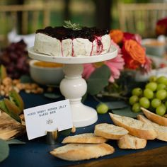 Grazing Table Gallery – Table & Thyme Bridal Party Foods, Mini Crab Cakes, Mimosa Bar Sign, Party Food Platters, Famous Chocolate, Grazing Tables, Baked Brie, Food Displays, Brunch Party