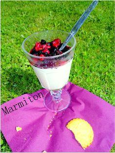Recette : Panna cotta - Une recette de cuisine Marmiton