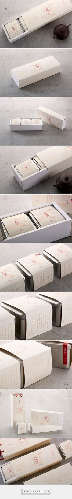 & / tea packaging by Yuho Studio Japanese Packaging, Food Packaging Design, Coffee Packaging, Brand Packaging, Branding Design, Identity Branding, Corporate Design, Brochure Design, Visual Identity