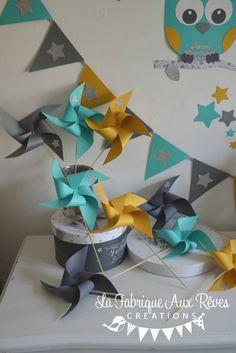 Trio de couleurs turquoise caraïbe, gris argenté et jaune moutarde
