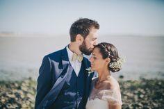 Marie + Nathan - Un mariage à la Rochelle - Le Blog de Madame C