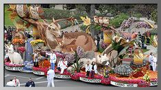 2013 Floats | Phoenix Decorating Company