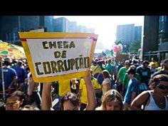 """🔴 🔵 Dezoito entidades que lutam pela """"ÉTICA NA POLÍTICA"""" fazem PROTESTO ..."""