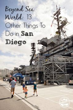 Curious what else there is to do in San Diego besides Sea World and Lego Land? We spent two weeks there over the winter and kept plenty busy. Here's a list of 13 Other things to do in San Diego!