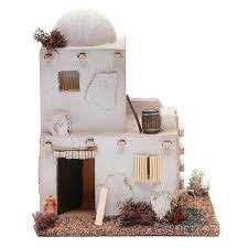Resultado de imagen para casas arabes para pesebres navideños Diorama, Nativity, Christmas Ideas, Home Decor, Cardboard Houses, Miniature Crafts, Christmas Crafts, Wood, Mud