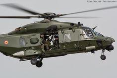 Belgian Air Force NH-90   Flickr - Photo Sharing!