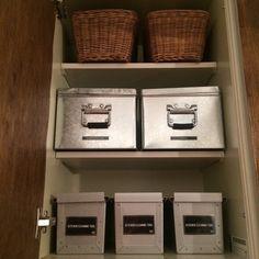 キッチン収納を見直す!ラベリングでスッキリ統一して見やすくしよう!|LIMIA (リミア)