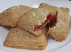 Shortbread cookies with a tasty cranberry filling, based on a traditional Scottish recipe with a New England twist. A great sweet treat.