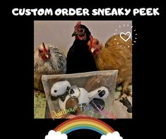 Felt Gifts, Facebook Sign Up, Small Businesses, Thinking Of You, Rainbow, Chicken, Group, Create, Board