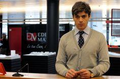 #LucaArgentero sul set di Un #BossInSalotto, al cinema dal 1 Gennaio! #WarnerComedy