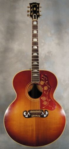 1966 Gibson J200 Sunburst