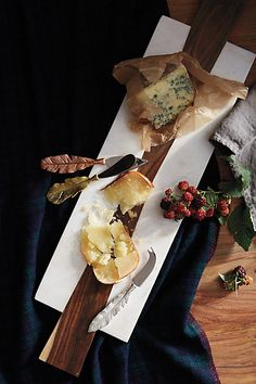 Langholm Cheese Knives - anthropologie.com