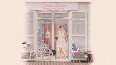 Sweet Decor - zaproszenie na otwarcie galerii by Jacek Szycht. #Katowice #sweet
