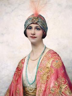 Beauty in Eastern Costume https://www.venusartprints.com.au/products/vintage-posters-prints-gd139
