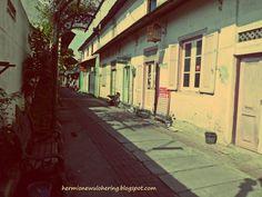 central java pindonesia kampung kauman solo batik kauman kampung batik ...