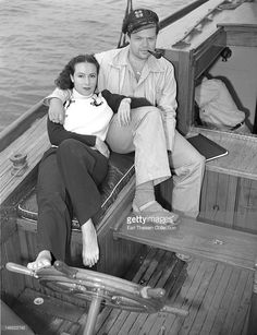 Welles and Dolores Del Rio sail to Catalina Island off the coast of California, circa . -Orson Welles and Dolores Del Rio sail to Catalina Island off the coast of California, circa . Hollywood Actor, Golden Age Of Hollywood, Classic Hollywood, Old Hollywood, Hollywood Actresses, Maria Dolores, Santa Catalina Island, Mexican Actress, Orson Welles
