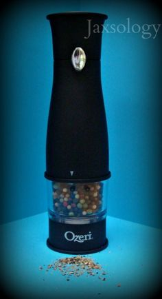 Artesio Electric Pepper Grinder Standing