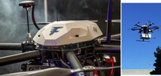Drone Delivery - 1st FAA Approved Delivery by 3D Printed Flirtey Drone Takes Place Next Month http://3dprint.com/75895/flirtey-drone-delivery/…