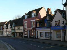 The start of Maldon High Street:  maldon high street - Bing Images