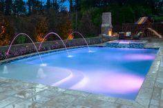 New York Smash | 8 Stunning Luxury Pools (Photos) Pool by Morehead Pools