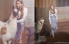 Fashion Copious: Editorial Olivia March 2014 Photographer: Johanna Laitanen Stylist: Emilia Laitanen Hair & Makeup: Miika Kemppainen Model: Mathilda Tolvanen