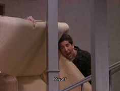 Perhaps my favourite episode of Friends....
