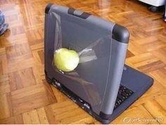 Ecco il mio nuovo portatile ... Apple! :)