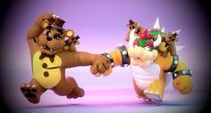 We'll Get That Mario! by SmashingRenders.deviantart.com on @DeviantArt