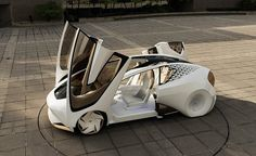 Toyota Concept-i Photos and Info – News – Car and Driver