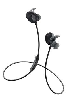 Active Noise Cancelling Bluetooth Headphones Microphone Hi-Fi Deep Bass Wireless Earbuds For Small Ears, Best In Ear Headphones, Wireless In Ear Headphones, Running Headphones, Sport Earbuds, Bose Earphones, Bose Wireless, Neckband Headphones, Sports Headphones