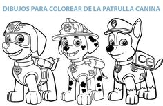 Las 26 Mejores Imágenes De Paw Patrol Patrulla Canina Para