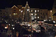 Il+mercatino+natalizio+di+Bressanone+per+vivere+la+magia+del+Natale