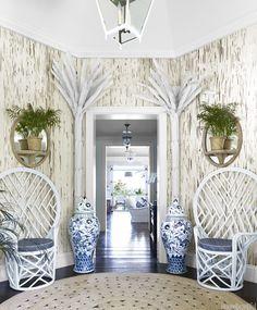 Tropical Beach House Decor