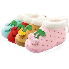 Baby Soft Soled Anti-slip Shoes Infant Toddler Warm Unisex Girls Boys Boots #Affiliate
