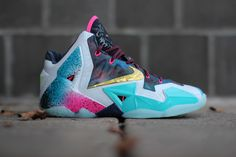 Nike: What the LeBron 11