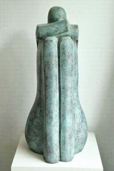 Human Sculpture, Art Sculpture, Abstract Sculpture, Ceramic Workshop, Ceramic Techniques, Craft Markets, Ceramic Animals, Fantasy Kunst, Ceramic Flowers