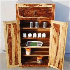 1a. Dallas Ranch Storage Cabinet utility chest multi use storage unit