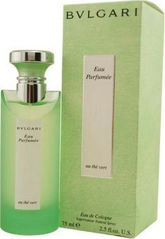 Bvlgari Green Tea By Bvlgari For Men and Women, Cologne Spray, 2.5-Ounce Bottle - Cologne