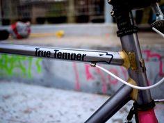 Mula de POIO, 100% True Temper by Barnyard Bikes!