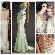 Art Deco Look great gatsby themed wedding inspiration (part 2) | gatsby, gatsby
