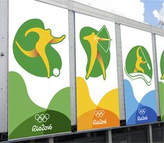 Pictogramas Rio 2016 on Behance