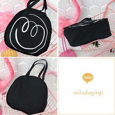 7b15074a14 Japonský styl Dámský plátno Tote ramenní taška Hobo taška Double Stripe All  Purpose Kabelka Klasická velká kapsa Dámská taška Sac