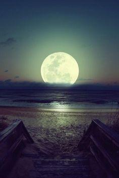 Luna llena, Brasil