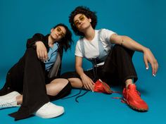 NYLON · Abbi Jacobson And Ilana Glazer Are Our August Cover Stars